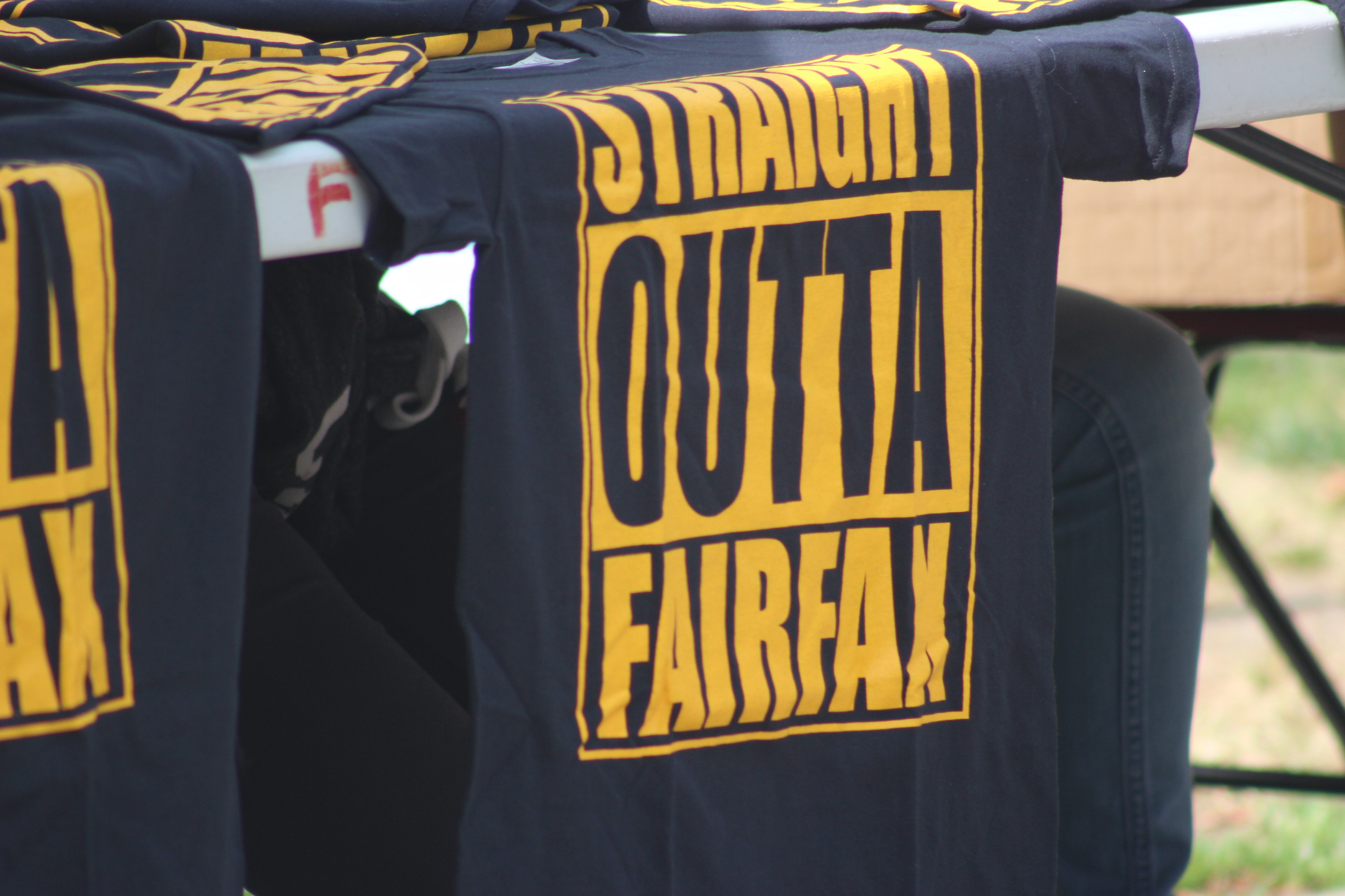 MTP SD- Straight Outta Fairfax shirt